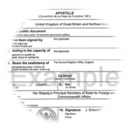 Replacement certificate online - UK OFFICIAL RECORDS - Lost